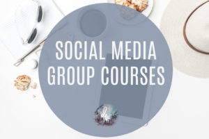Group Social Media Courses