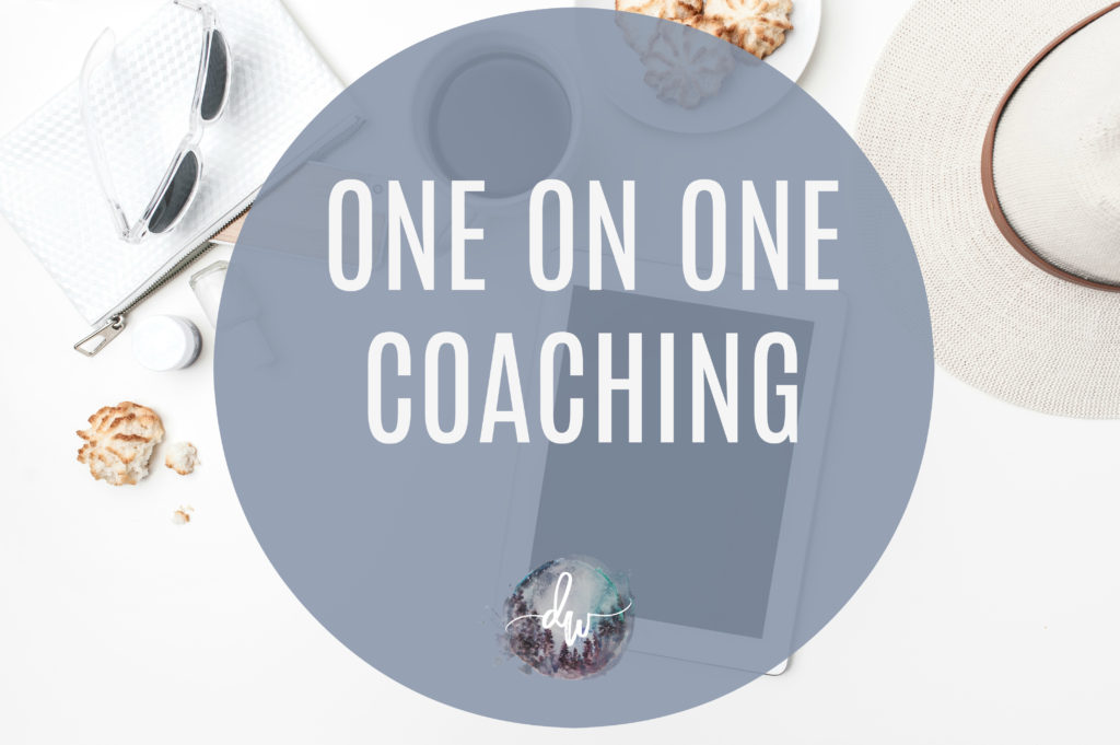 One on One Social Media Training