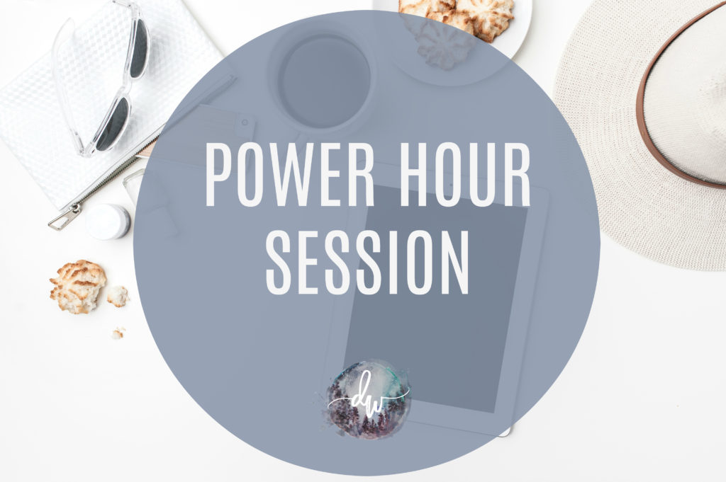 Power Hour Session with Deanna Wampler