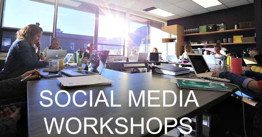 Social Media Workshops in Squamish
