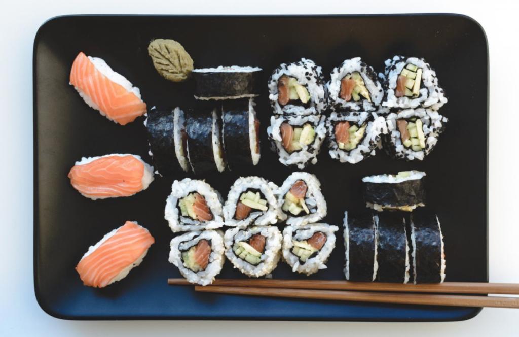 FoodiesFeed - Sushi Free Stock Photo
